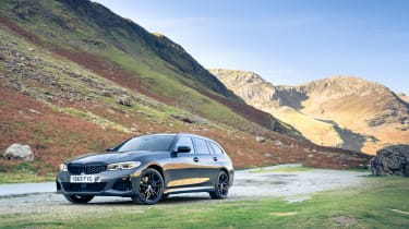 BMW M340i Touring – front static