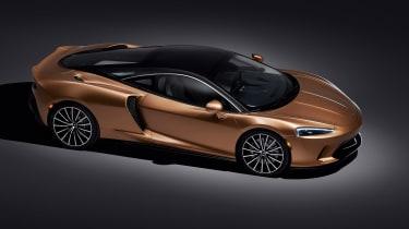 McLaren GT - top