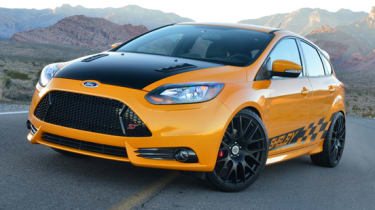 Shelby Ford Focus ST at Detroit