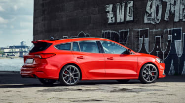 Ford Focus ST estate 2019