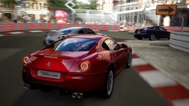 Gran Turismo 5 - Ferrari 599 GTB