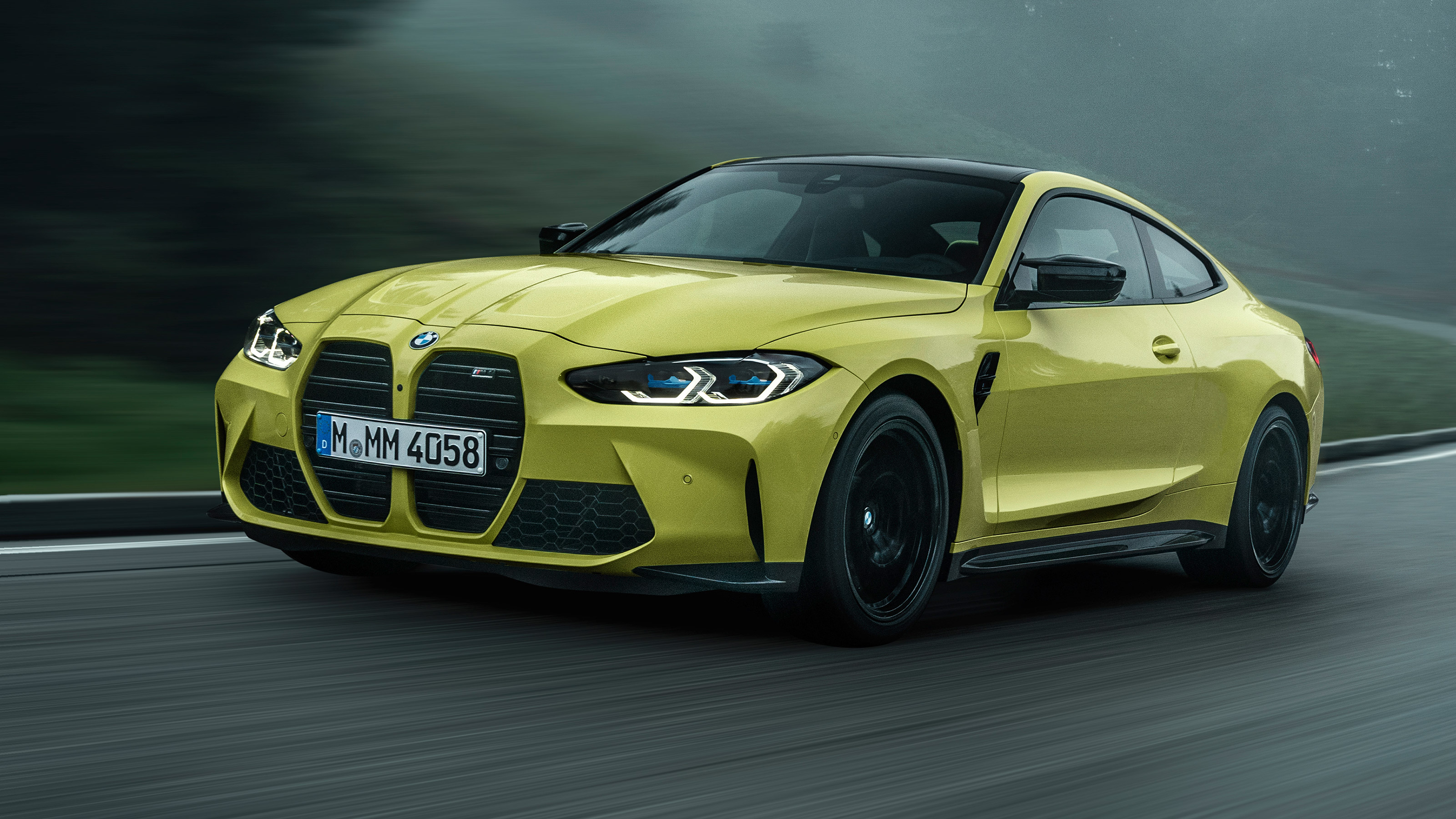 All New Bmw M4 Competition Revealed Next Generation Super Coupe Debuts Evo