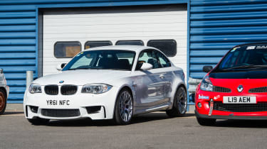 Rockingham track day 2 (AP) - 1M Coupe