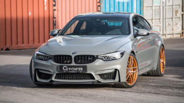 G-Power M4 CS - front