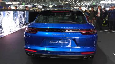 Porsche Panamera Sport Turismo - Geneva rear