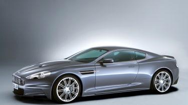 James Bond Crashed Aston Martin