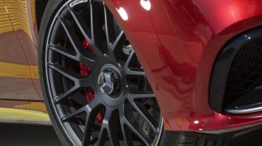 Mercedes CLS63 AMG S alloy wheel