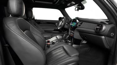 Mini Cooper S 2021 - interior