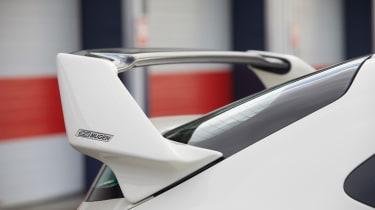 Civic Type R Mugen wing