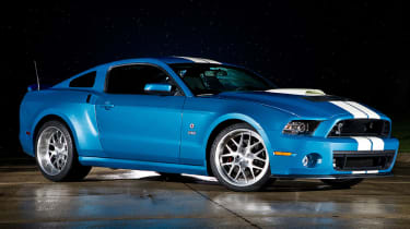 850bhp Mustang unveiled