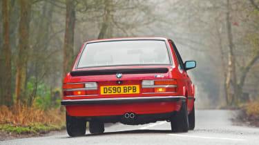BMW M5 E28 rear