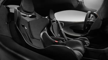 McLaren 600LT full specs - seats