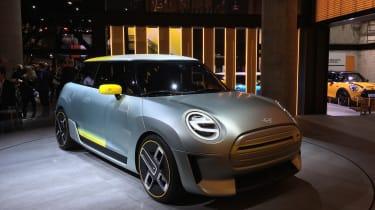 Mini Electric Concept - Frankfurt Motor Show