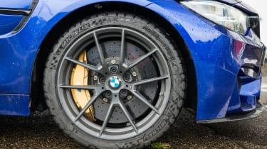 BMW M4 CS - wheels