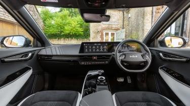 Kia EV6 GT-Line S – cabin
