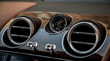 Bentley Bentayga Diesel - vents