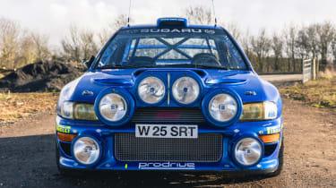 Subaru Impreza S6 WRC – front