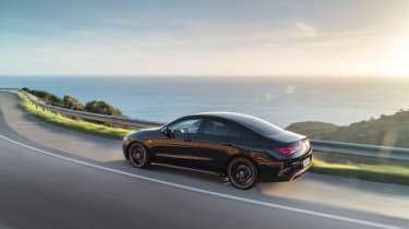 Mercedes CLA 2019 revealed - side