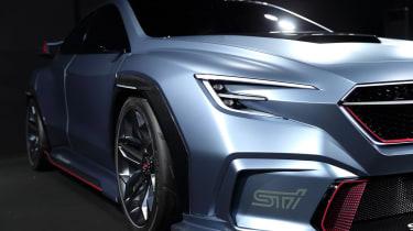 Subaru VIZIV STI Performance Concept - bumper