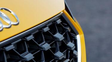 Audi TT facelift - grille