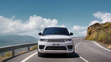 Range Rover Sport Plug-in - off road