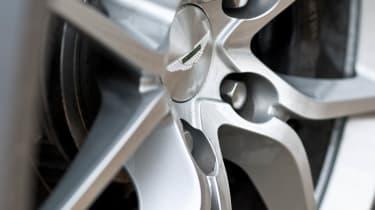 2013 Aston Martin Rapide S alloy wheel