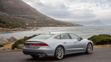 Audi A7 – side