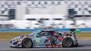 Acura NSX GT3 at Daytona International Speedway
