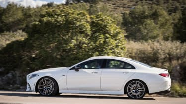 Mercedes-AMG CLS 53 - profile\