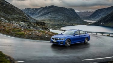 BMW 3-series review - side