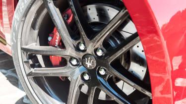 Maserati GranTurismo - wheel