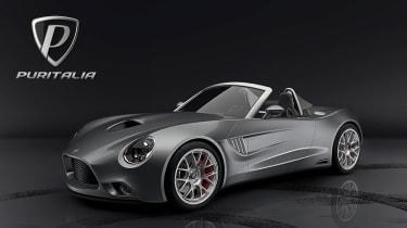 Puritalia 427 inspired by Cobra
