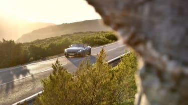 BMW Z4 M40i - front