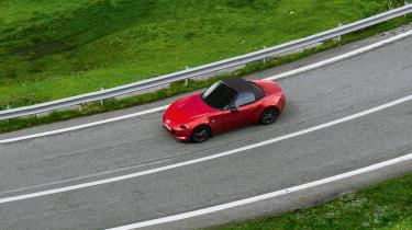 Mazda 2018 MX-5 - top