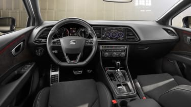 SEAT Leon - 2017 Cupra Interior