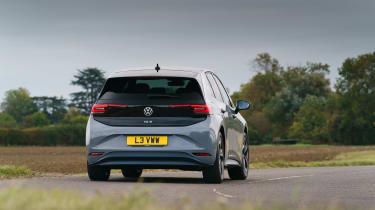Volkswagen ID.3 review - rear