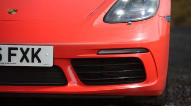 Porsche 718 Boxster S - LED headlight 2