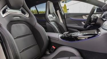 Mercedes-AMG GT 53 - seats