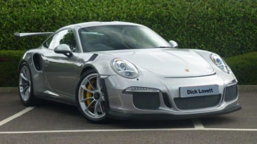 GT3 RS Dick Lovett