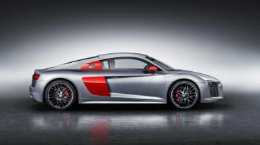 Audi R8 Audi Sport Edition - side profile
