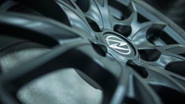 Zenos E10 alloy wheel