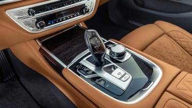 2019 BMW 7-series - console