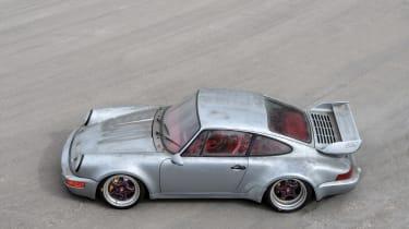 Porsche 911 Carrera RSR - side