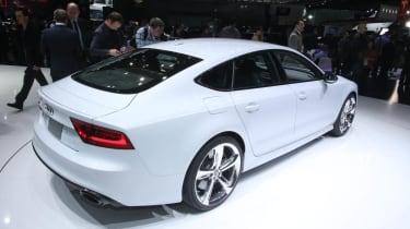 New Audi RS7 Sportback live at Detroit motor show 2013