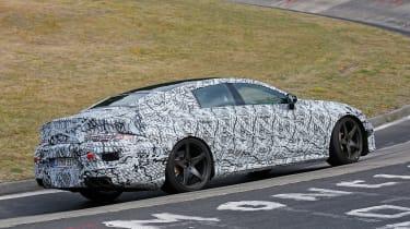 Mercedes-AMG GT Concept SPY - rear 3.4