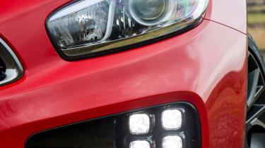 Kia Ceed GT five-door front daytime running light
