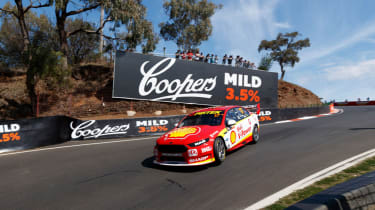 Scott McLaughlin – Mount Panorama