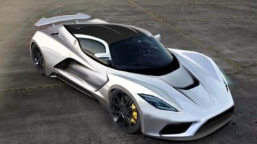 Hennessey Venom F5 news, price and specs