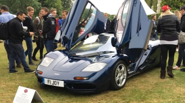 Goodwood Festival of Speed - McLaren F1