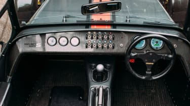 Caterham Seven 620S - Interior